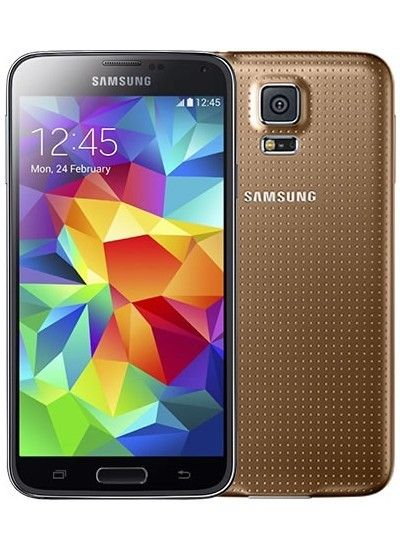 Samsung Galaxy G800 S5 mini Gold
