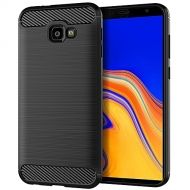 Anti Shock гръб Carbon за Samsung J415 Galaxy J4 Plus, Черен